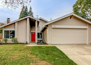 Pre Foreclosure in Orangevale 95662 CAVALRY CT - Property ID: 1045718712