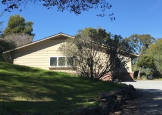 Pre Foreclosure in Burlingame 94010 CANTERBURY RD - Property ID: 1045793594