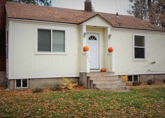 Pre Foreclosure in Spokane 99202 S THOR ST - Property ID: 1046080467