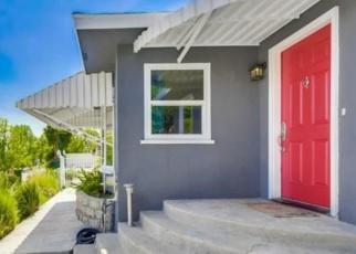 Pre Foreclosure in Alhambra 91803 POPLAR BLVD - Property ID: 1046382673