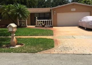Pre Foreclosure in Fort Lauderdale 33324 NW 2ND CT - Property ID: 1046518890