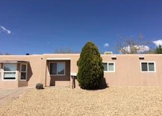 Pre Foreclosure in Albuquerque 87123 GRAND AVE NE - Property ID: 1046522385