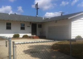 Pre Foreclosure in El Cajon 92021 WAYNE AVE - Property ID: 1046556549