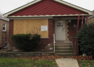Pre Foreclosure in Chicago 60652 W 84TH ST - Property ID: 1046569242