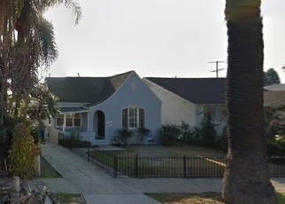Pre Foreclosure in Los Angeles 90016 S PALM GROVE AVE - Property ID: 1047115399