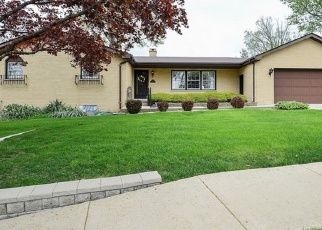 Pre Foreclosure in Downers Grove 60515 HERBERT ST - Property ID: 1047132931