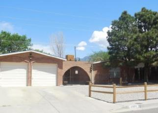 Pre Foreclosure in Albuquerque 87111 FULMER DR NE - Property ID: 1047151762