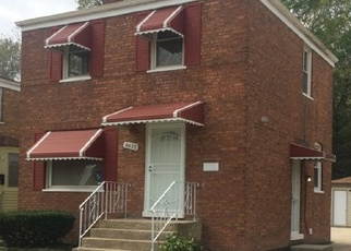 Pre Foreclosure in Chicago 60628 S DOBSON AVE - Property ID: 1047414986
