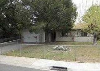 Pre Foreclosure in Rancho Cordova 95670 FORESTLAKE DR - Property ID: 1047778945