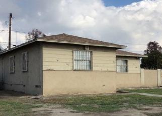 Pre Foreclosure in Lynwood 90262 BLOUNT PL - Property ID: 1047903762