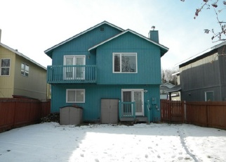 Pre Foreclosure in Anchorage 99504 REFLECTION DR - Property ID: 1047953688