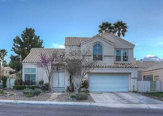 Pre Foreclosure in Henderson 89074 CORTINA AVE - Property ID: 1048082899