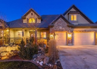 Pre Foreclosure in Herriman 84096 S FOX CREEK DR - Property ID: 1048258966