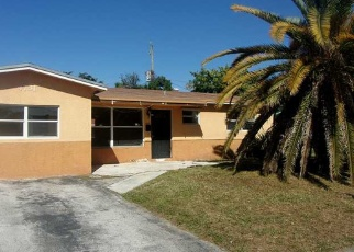 Pre Foreclosure in Fort Lauderdale 33313 NW 18TH ST - Property ID: 1048322908