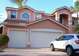 Pre Foreclosure in Hollywood 33027 SW 21ST ST - Property ID: 1048747736