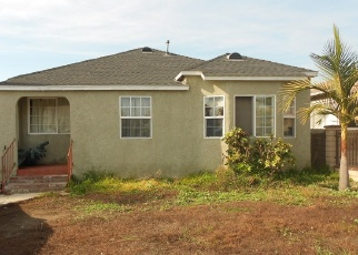 Pre Foreclosure in Los Angeles 90022 OAKFORD DR - Property ID: 1048780133