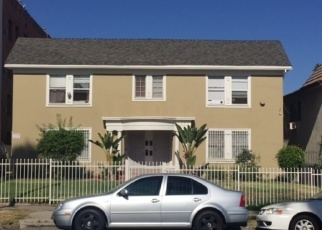 Pre Foreclosure in Los Angeles 90019 S NORTON AVE - Property ID: 1049083660