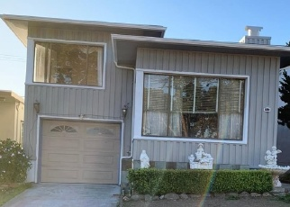 Pre Foreclosure in Daly City 94015 S MAYFAIR AVE - Property ID: 1049246133