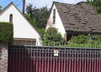 Pre Foreclosure in Pasadena 91107 S SAN MARINO AVE - Property ID: 1049563232