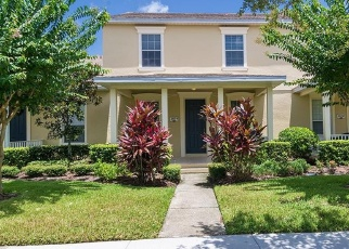 Pre Foreclosure in Orlando 32828 CLEARY WAY - Property ID: 1049662665