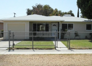 Pre Foreclosure in Fresno 93706 E JENSEN AVE - Property ID: 1050086617