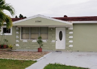 Pre Foreclosure in Homestead 33032 SW 129TH CT - Property ID: 1050309998
