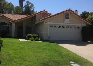 Pre Foreclosure in Temecula 92591 MARWOOD CIR - Property ID: 1050487809