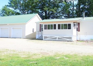 Pre Foreclosure in Mount Vernon 04352 BEAN RD - Property ID: 1050572776