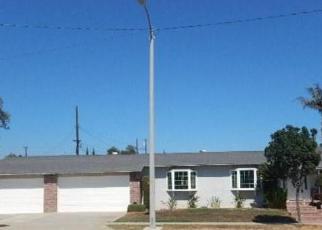 Pre Foreclosure in La Mirada 90638 BIOLA AVE - Property ID: 1050591156