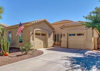 Pre Foreclosure in Queen Creek 85142 E CAMINA PLATA - Property ID: 1050666943