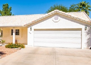 Pre Foreclosure in Mesquite 89027 CHEROKEE ST - Property ID: 1050918776