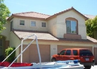 Pre Foreclosure in Henderson 89014 PALISADES DR - Property ID: 1051019952