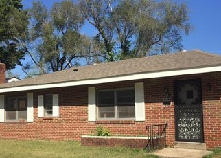 Pre Foreclosure in East Saint Louis 62203 GODIER DR - Property ID: 1051041848