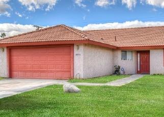 Pre Foreclosure in Cathedral City 92234 AVENIDA JUAREZ - Property ID: 1051404479