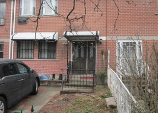 Pre Foreclosure in Bronx 10456 E 169TH ST - Property ID: 1051414552