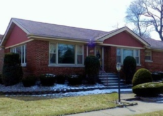 Pre Foreclosure in Evergreen Park 60805 S HARDING AVE - Property ID: 1051550767