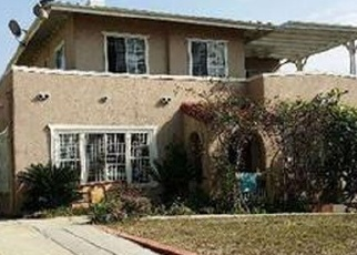 Pre Foreclosure in Los Angeles 90019 S VICTORIA AVE - Property ID: 1051615581
