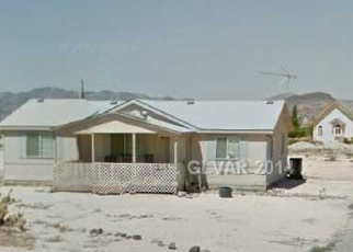 Pre Foreclosure in Pahrump 89060 JERRY AVE - Property ID: 1051692227