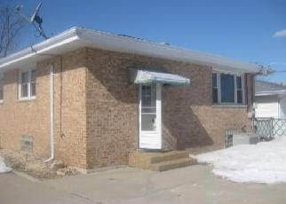 Pre Foreclosure in South Holland 60473 LOUIS AVE - Property ID: 1051743921