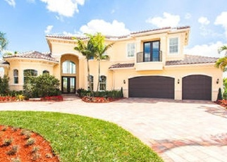 Pre Foreclosure in West Palm Beach 33412 ROCKLEDGE VIEW DR - Property ID: 1052046999