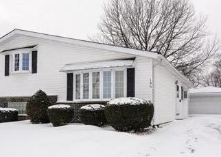 Pre Foreclosure in Addison 60101 S ADELINE AVE - Property ID: 1052137652
