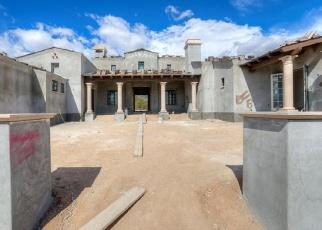 Pre Foreclosure in Scottsdale 85255 E THOMPSON PEAK PKWY - Property ID: 1052280426