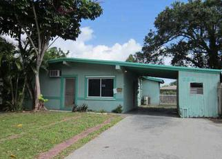 Pre Foreclosure in Fort Lauderdale 33312 SW 21ST ST - Property ID: 1052309781