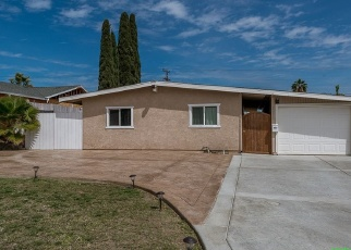 Pre Foreclosure in Chula Vista 91911 HILLTOP DR - Property ID: 1052470508