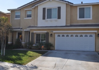 Pre Foreclosure in Menifee 92584 WHITE FIR DR - Property ID: 1052595782