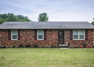 Pre Foreclosure in Bardstown 40004 WOODLAWN RD - Property ID: 1052627747