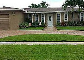 Pre Foreclosure in Hollywood 33024 NW 96TH AVE - Property ID: 1053141483