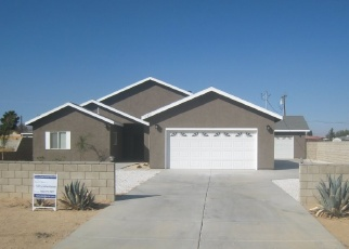 Pre Foreclosure in California City 93505 CALHOUN DR - Property ID: 1053170388