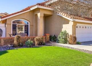 Pre Foreclosure in Menifee 92584 RIVER GLEN CT - Property ID: 1053214632