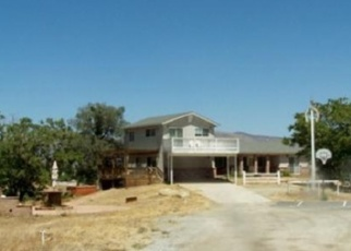 Pre Foreclosure in Tehachapi 93561 OLD TOWN RD - Property ID: 1053268496